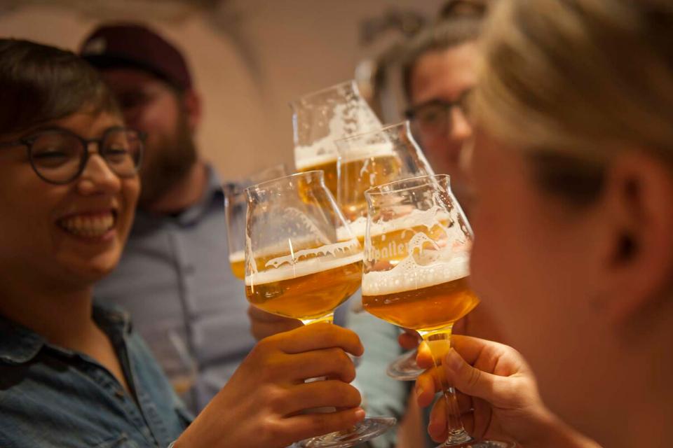 Erlerne in der Spalter Bierwerkstatt das Handwerk des Bierbrauens