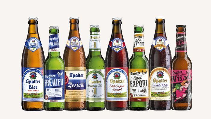 Spalter Biersorten