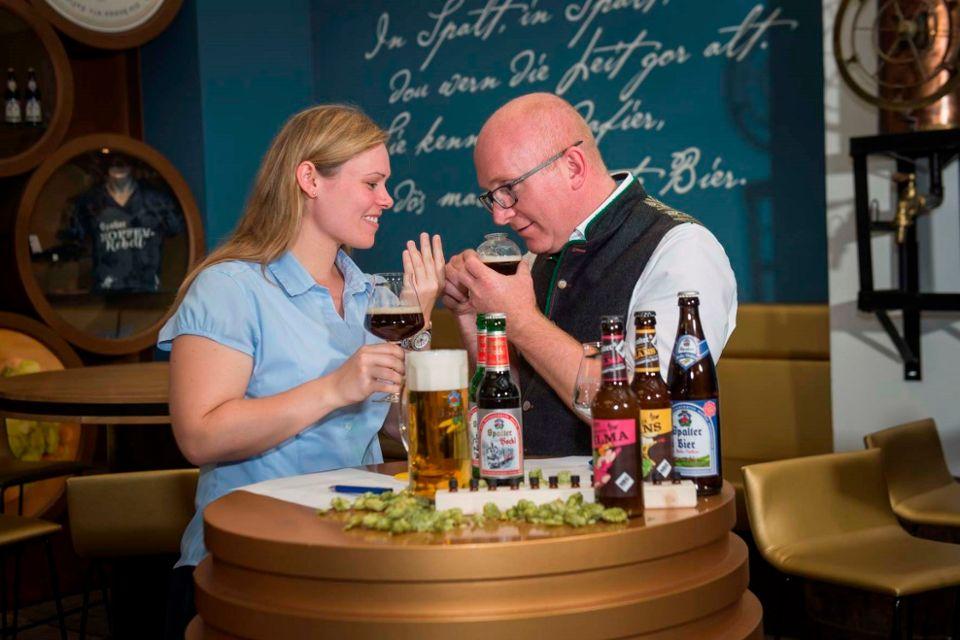 Unsere Biersommeliers lassen die ProBierStund zu einer unvergesslichen Veranstaltung werden