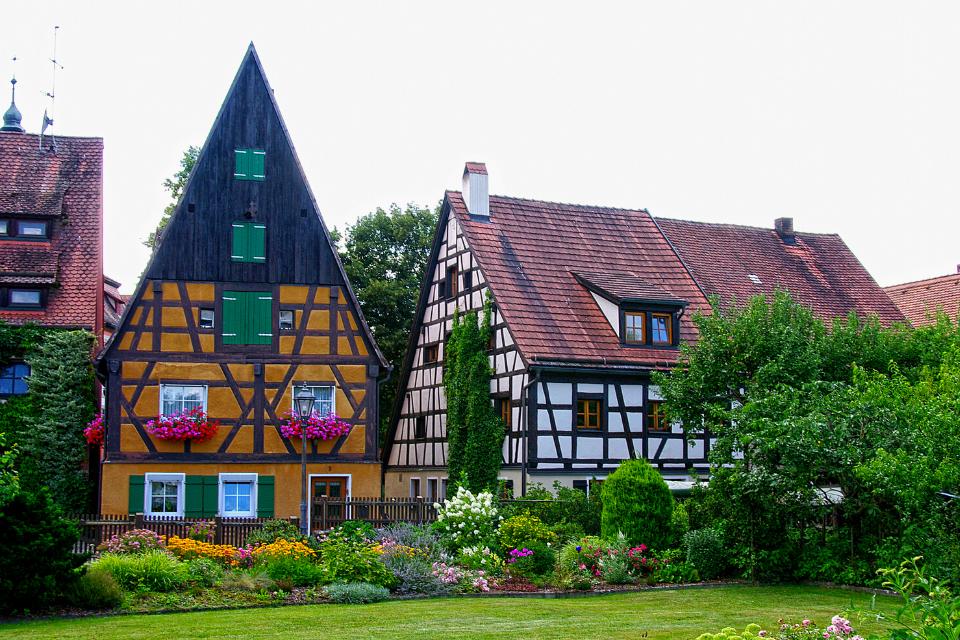 Eine Hopfenstadt mit Herzlichkeit inmitten des Fränkischen Seenlandes