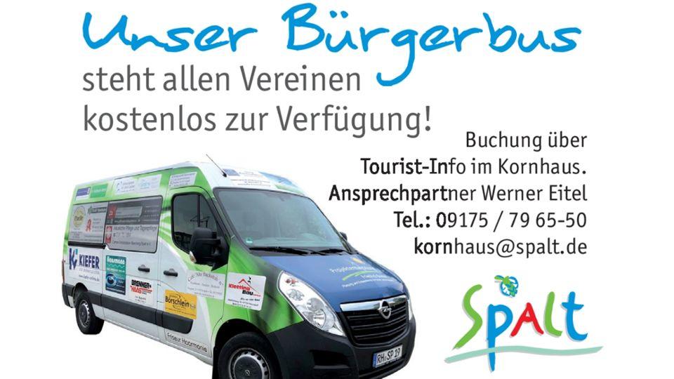Bürgerbus Stadt Spalt