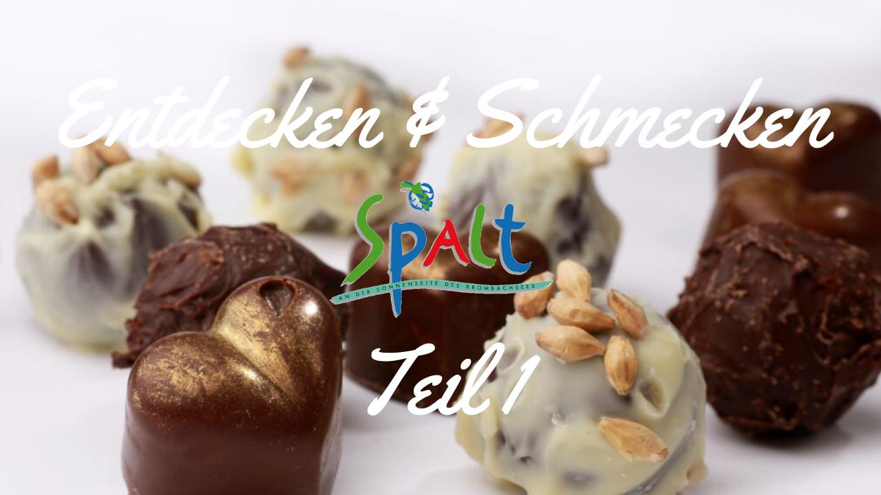 Erleben & Schmecken in Spalt Teil 1